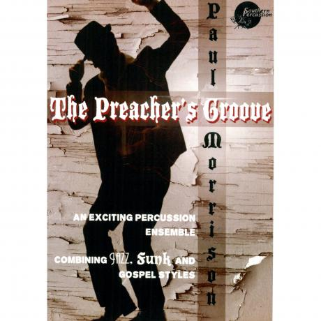 The Preacher's Groove by Paul Morrison