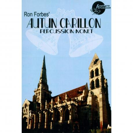 Autun Carillon by Ron Forbes