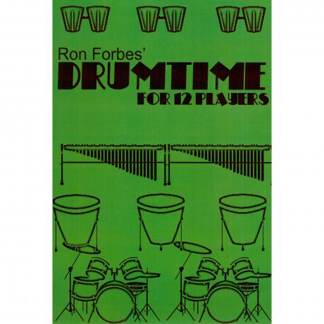 Drumtime by Ron Forbes