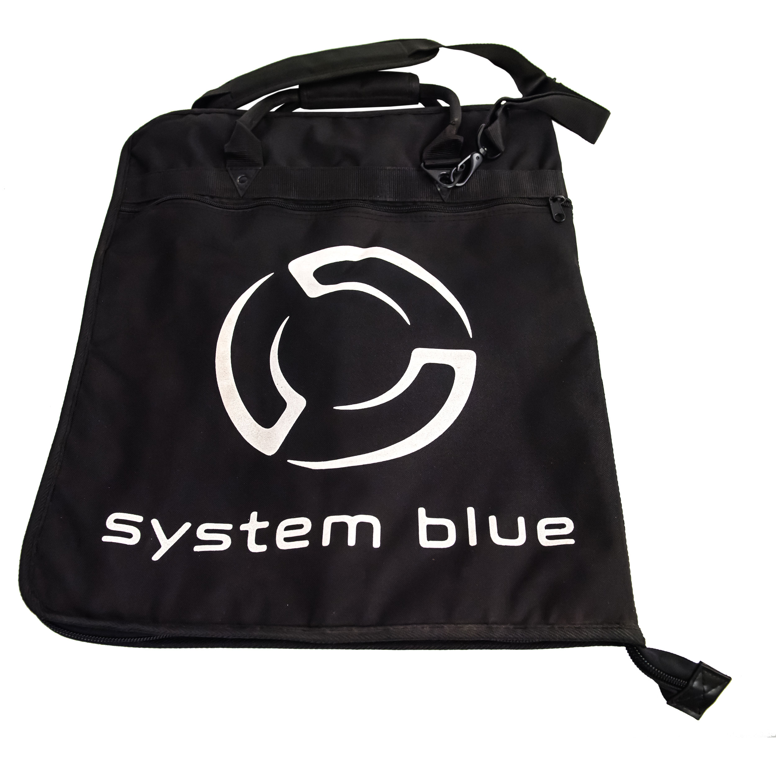 System Blue Grand Mallet-Stick Bag