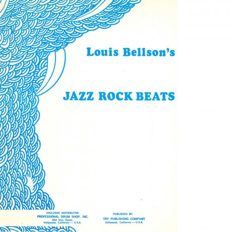 Jazz Rock Beats by Louie Bellson