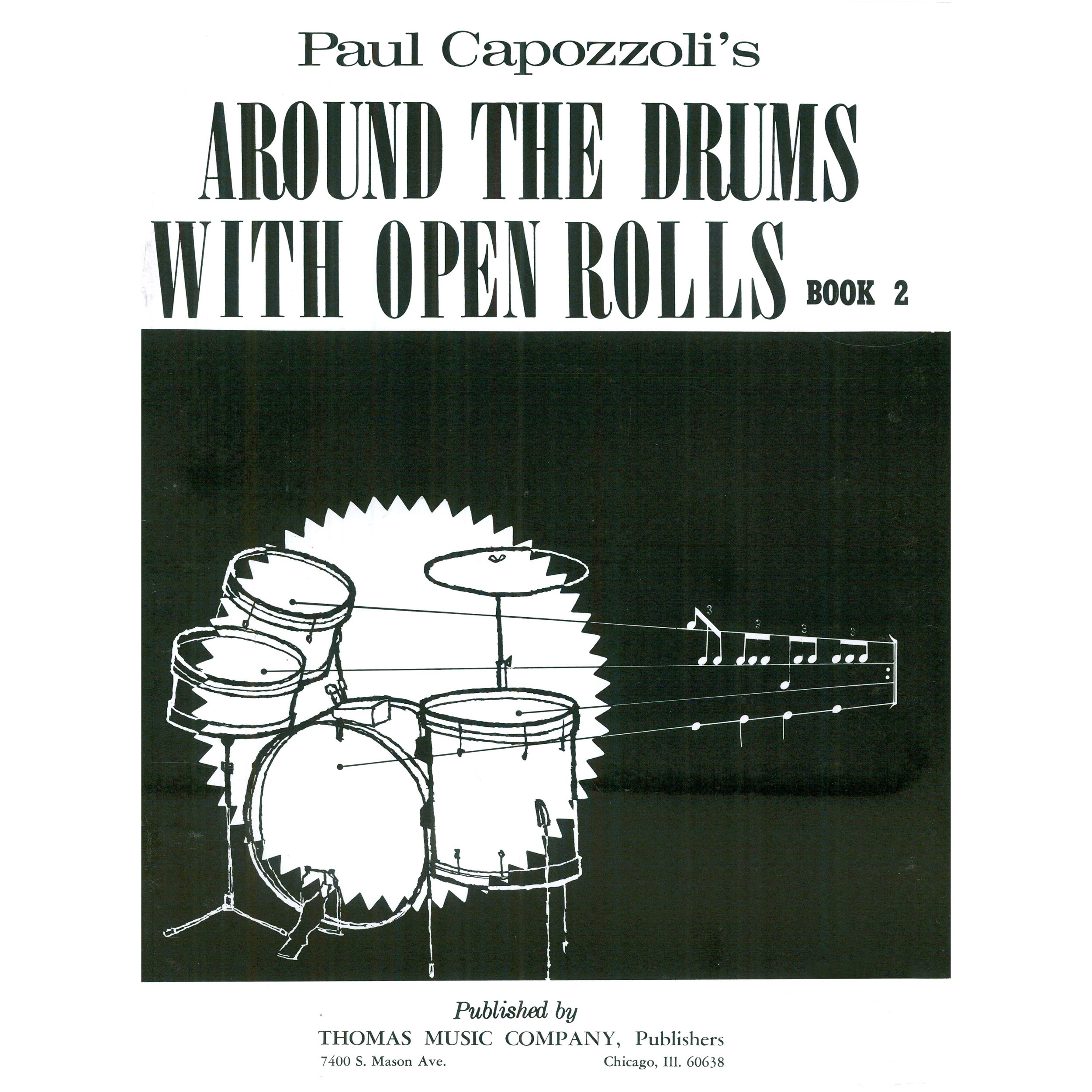 Around The Drums With Open Rolls by Paul Capozzoli