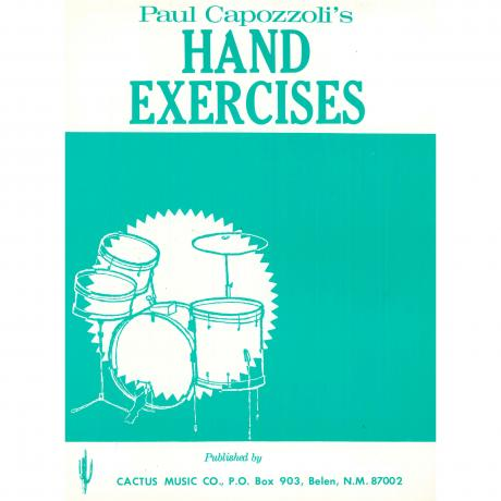 Hand Exercises by Paul Capozzoli