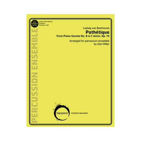 Pathetique by Ludwig van Beethoven arr. Alan Miller