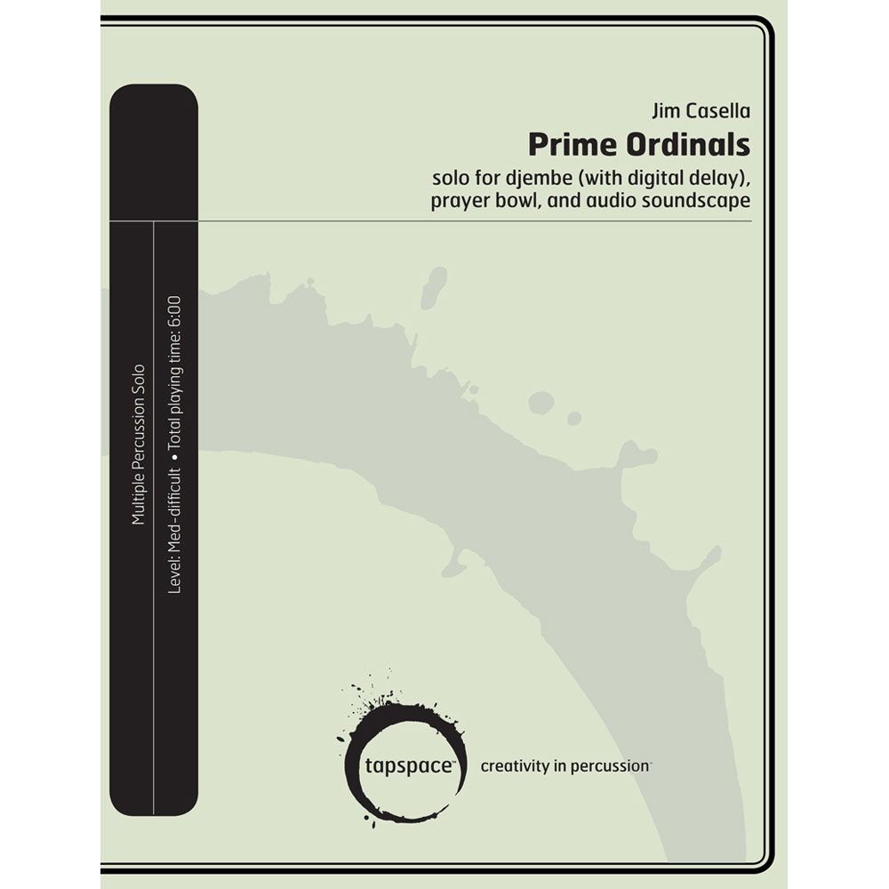 Prime Ordinals by Jim Casella