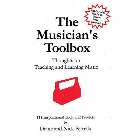 The Musician's Toolbox by Diane and Nick Petrella