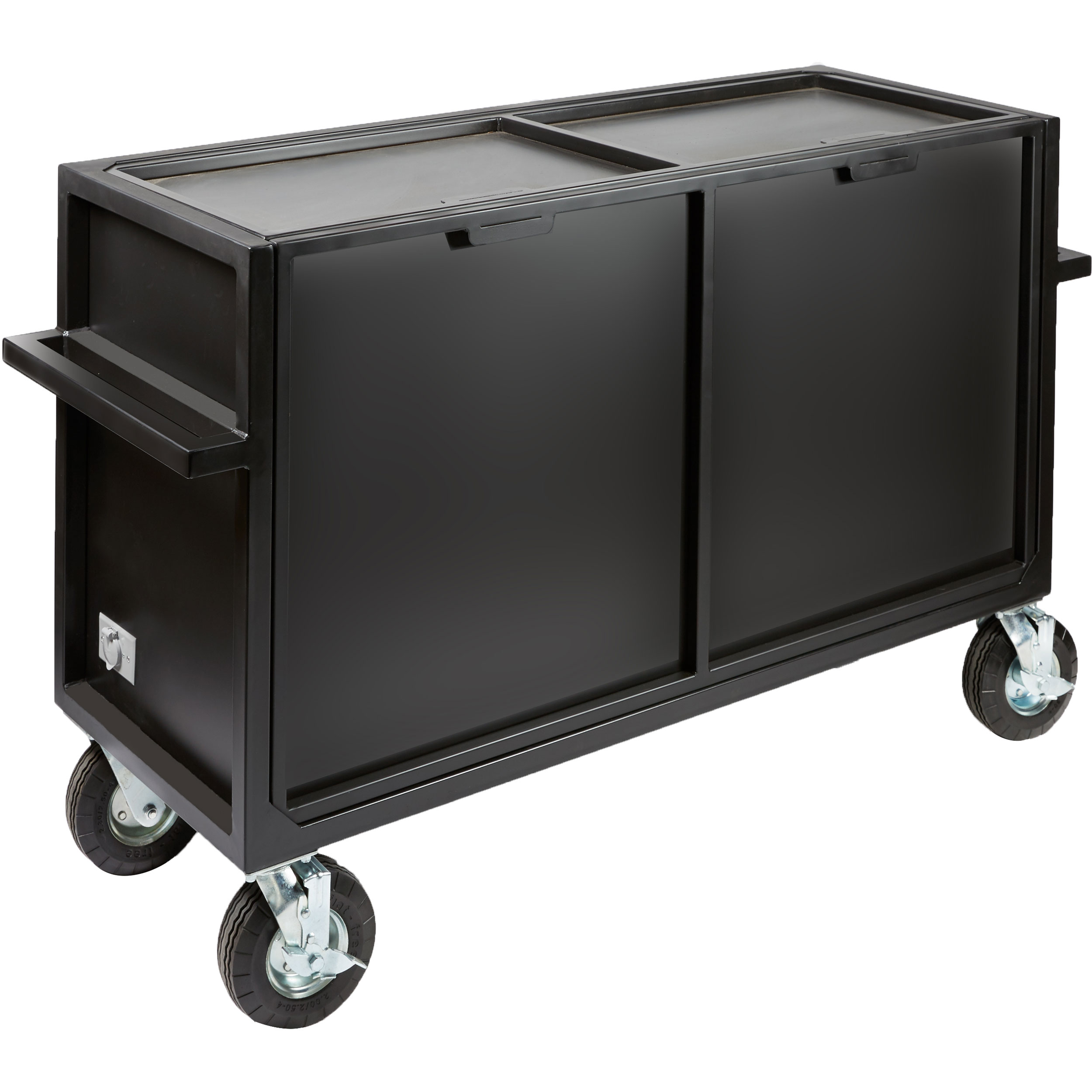Titan Covered Synth Cart