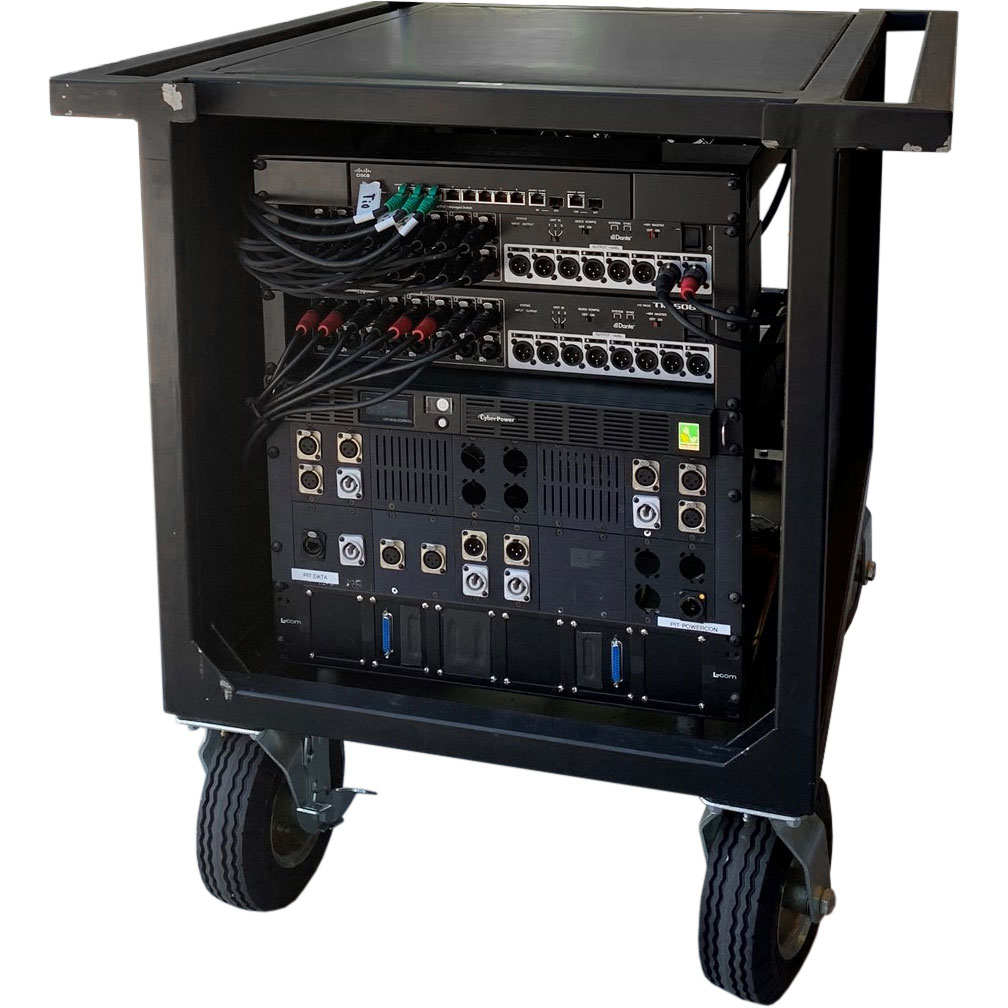 Titan Single Rack Field Frame