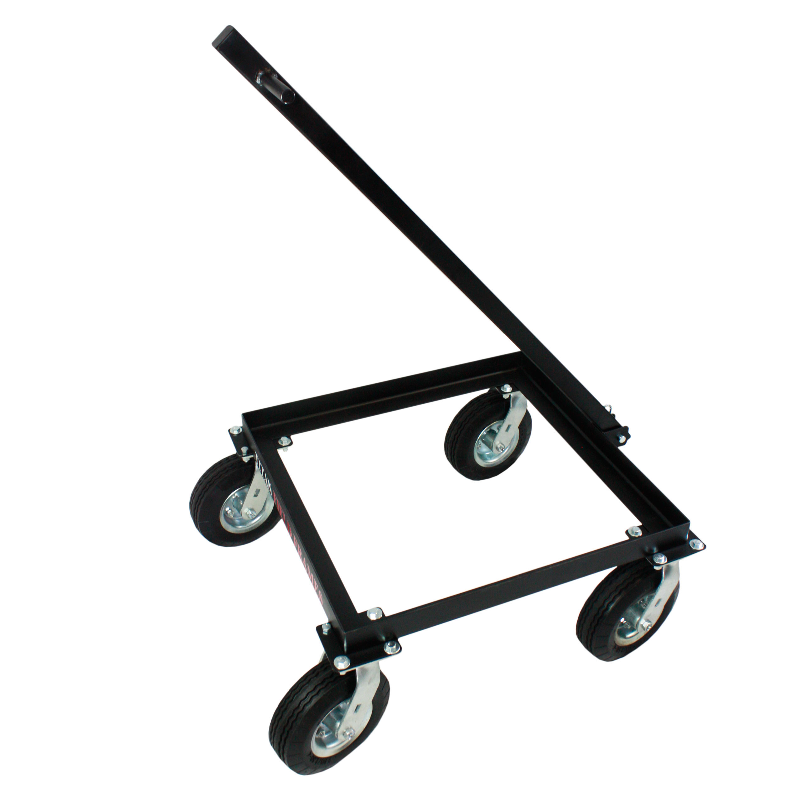 "Titan Speaker Cart with 8"" No-Flat Tires"