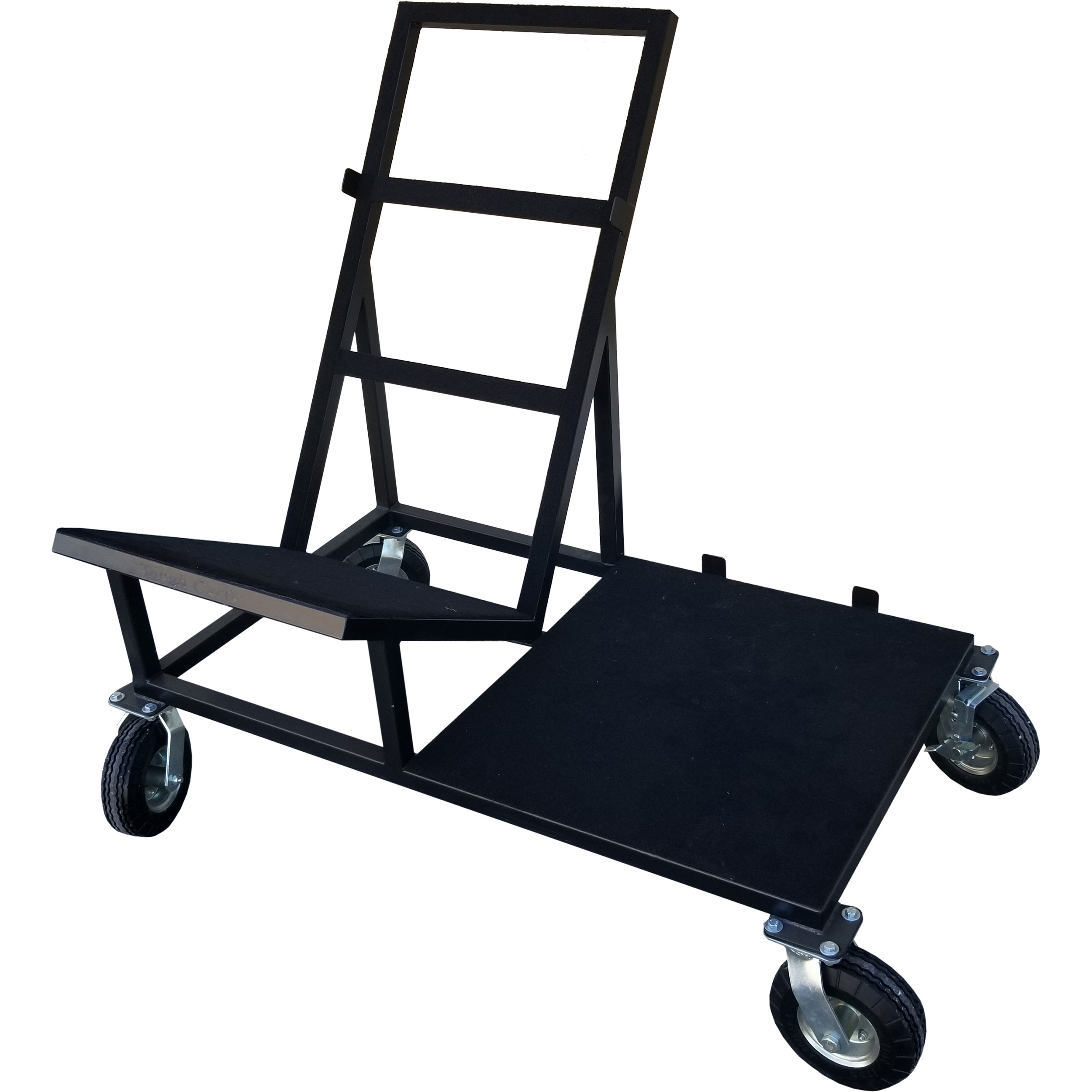 Titan Side by Side Speaker Cart