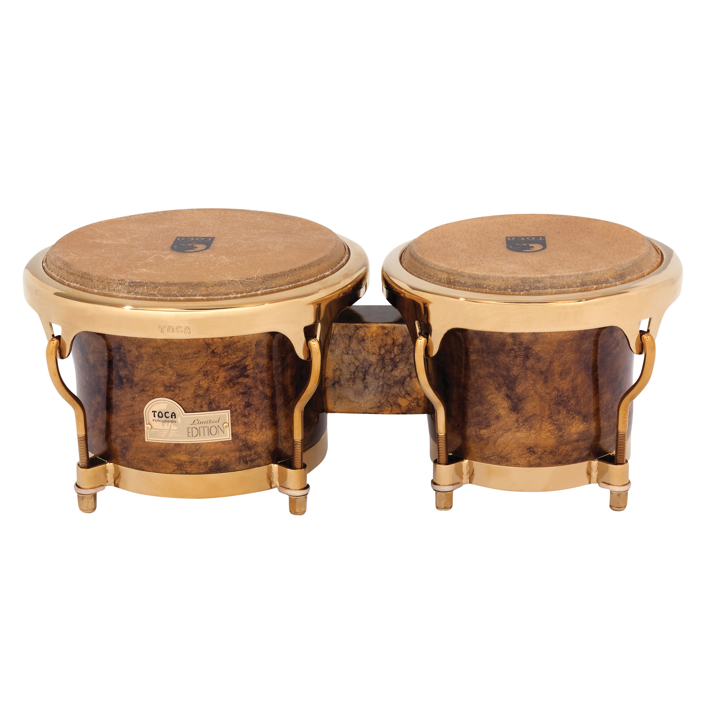 "Toca 7"" & 8.5"" Limited Edition Bongos"