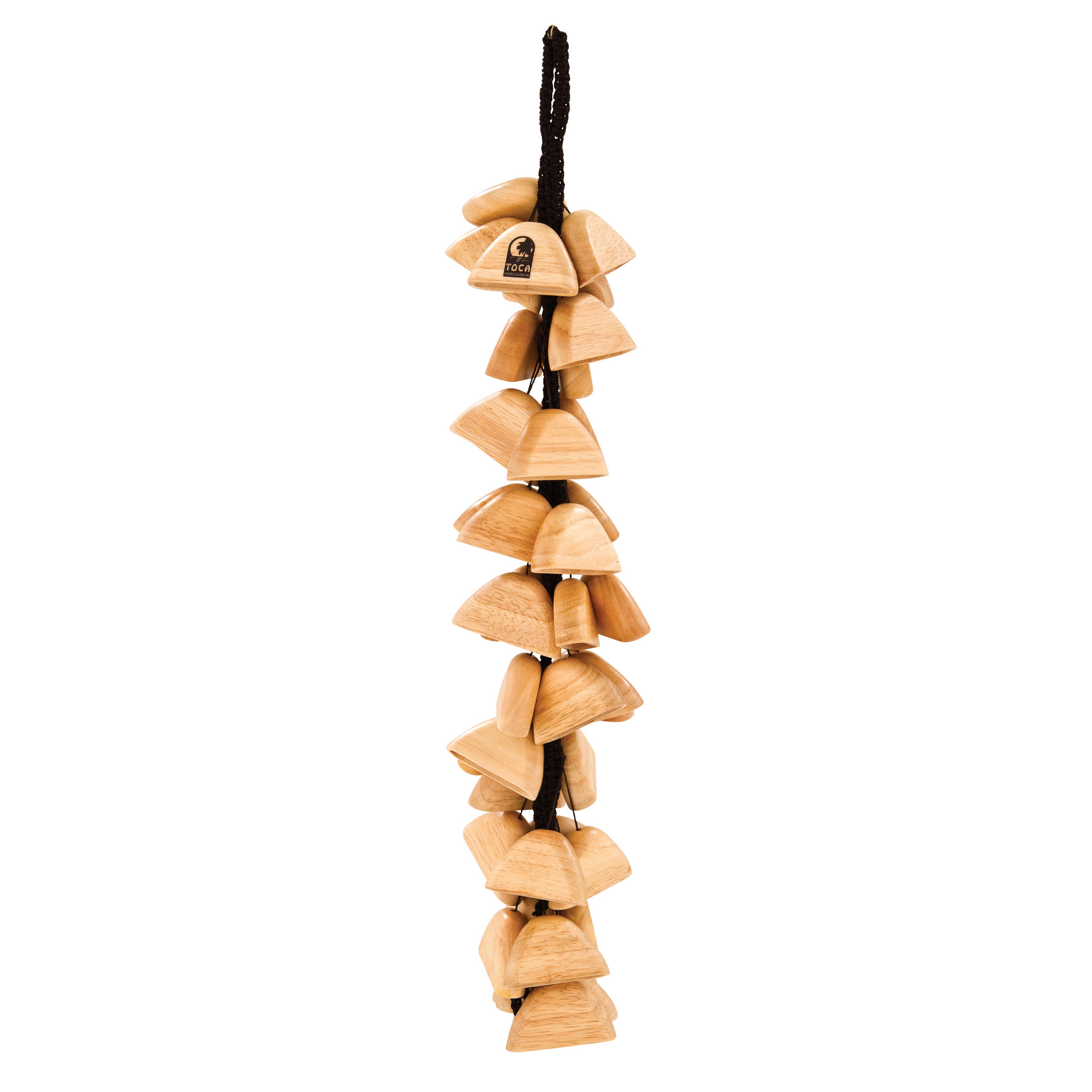 Toca Wooden Rattle on a String