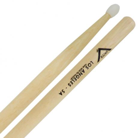 Vater American Hickory 5A Nylon Tip Drumsticks