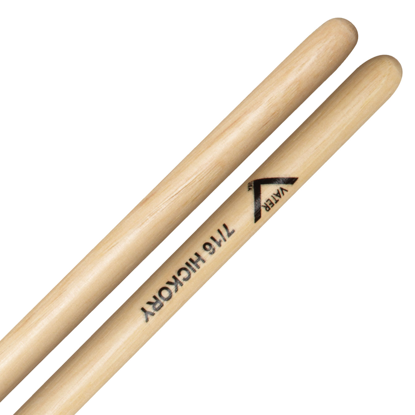 """Vater 7/16"""" Hickory Timbale Sticks"""