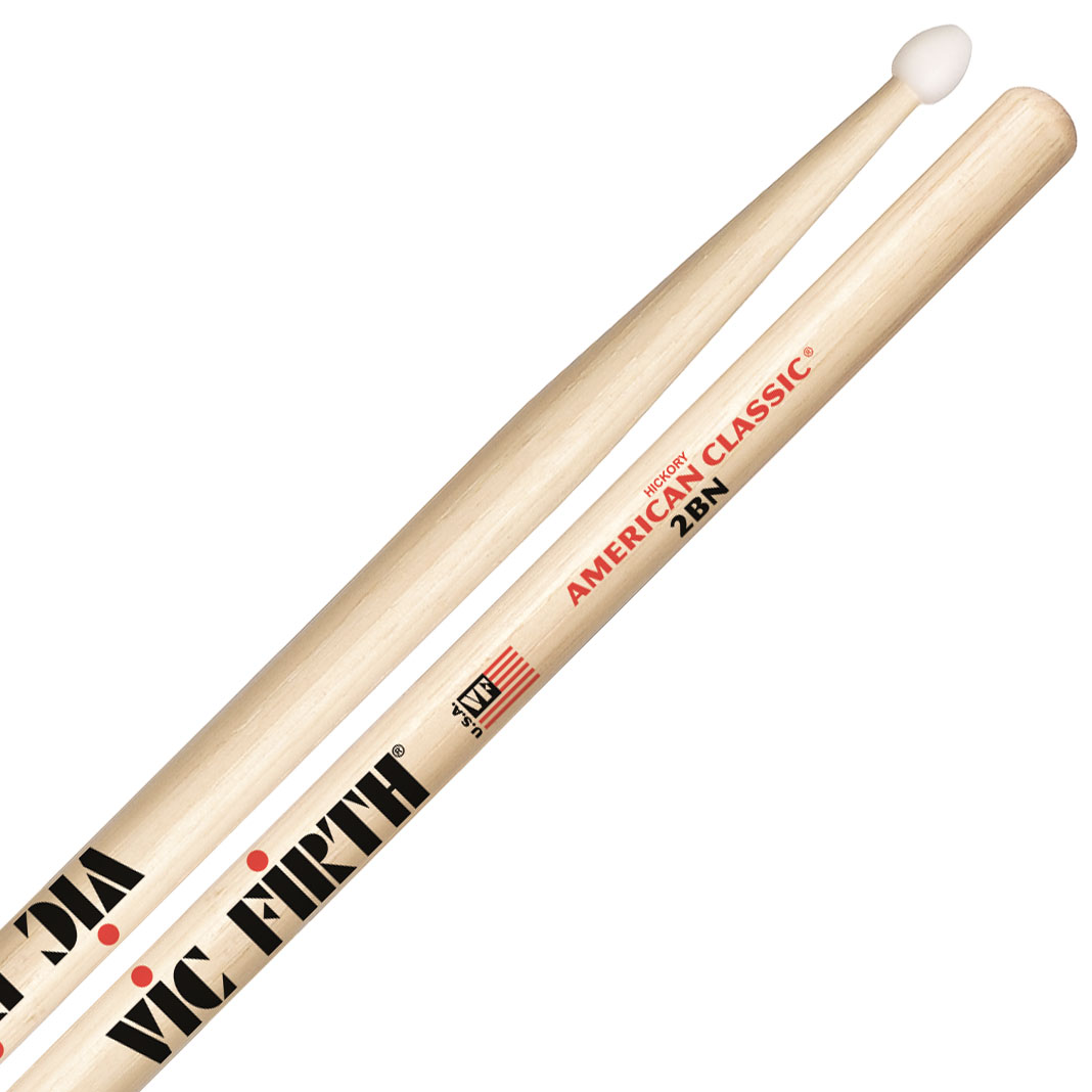 Premise Indicator Words: Vic Firth American Classic Nylon 2B Drumsticks (2BN