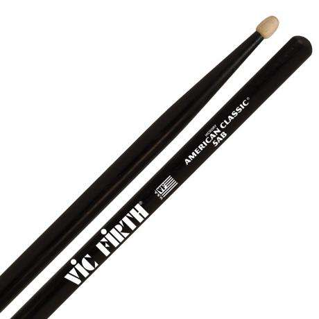 Vic Firth American Classic 5A Black Drumsticks