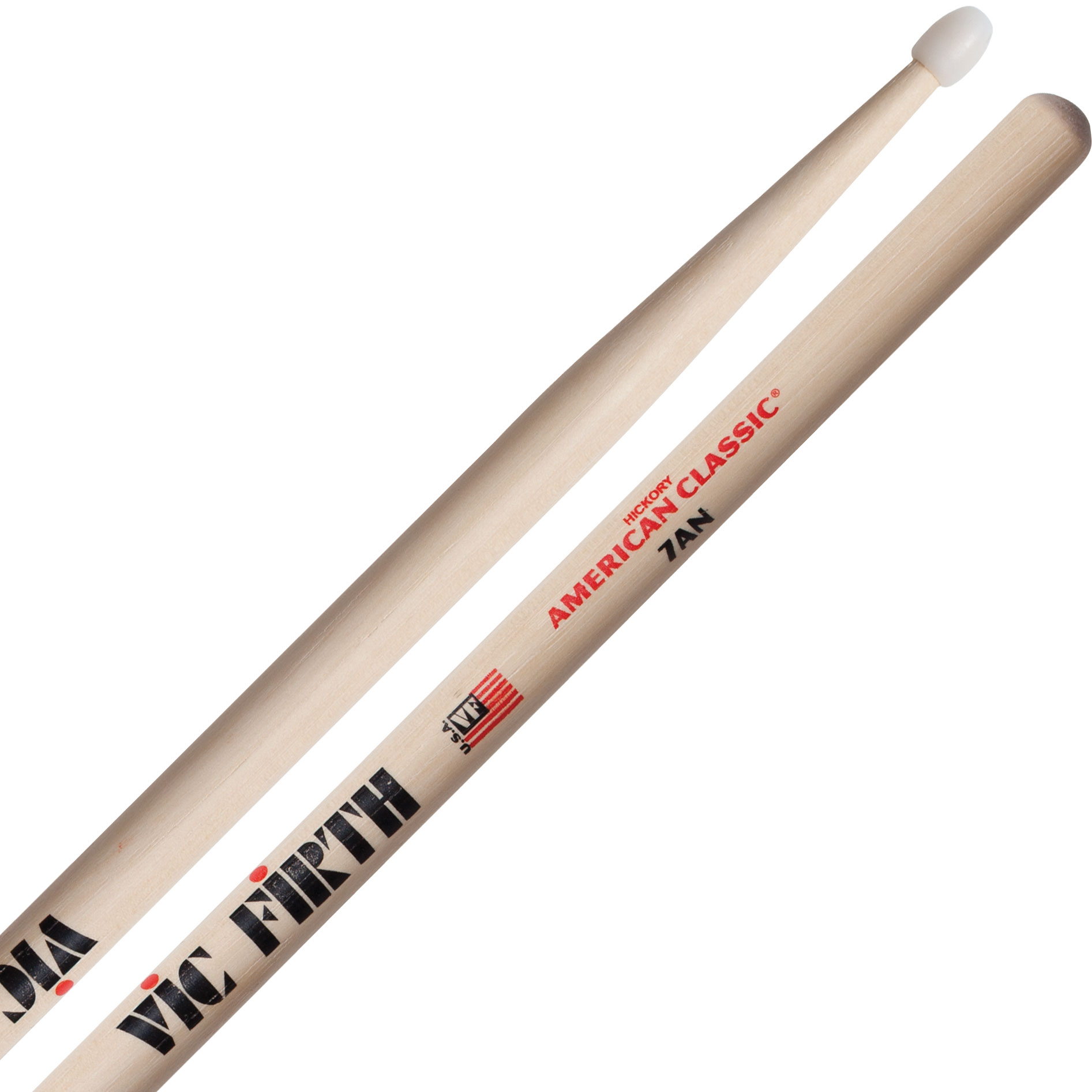 Vic Firth American Classic Nylon 7A Drumsticks