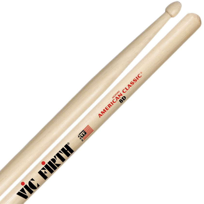 Vic Firth American Classic 8D Drumsticks
