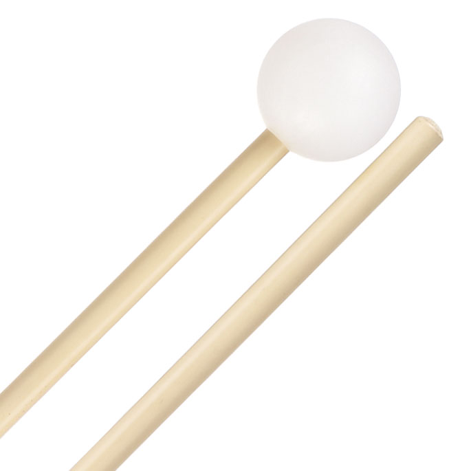 Vic Firth M63 Corpsmaster Medium Poly Ball Xylophone Mallets