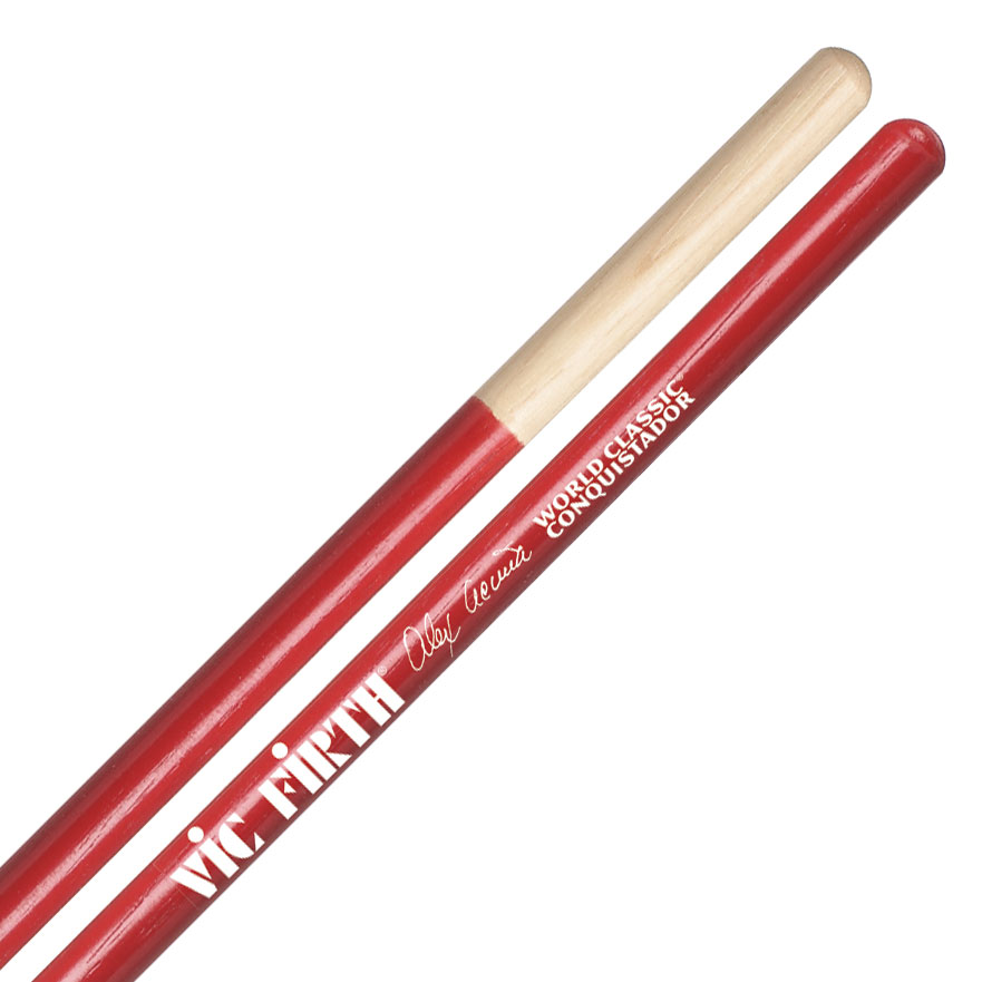 Vic Firth Alex Acuna World Classic Conquistador Signature Timbale Sticks