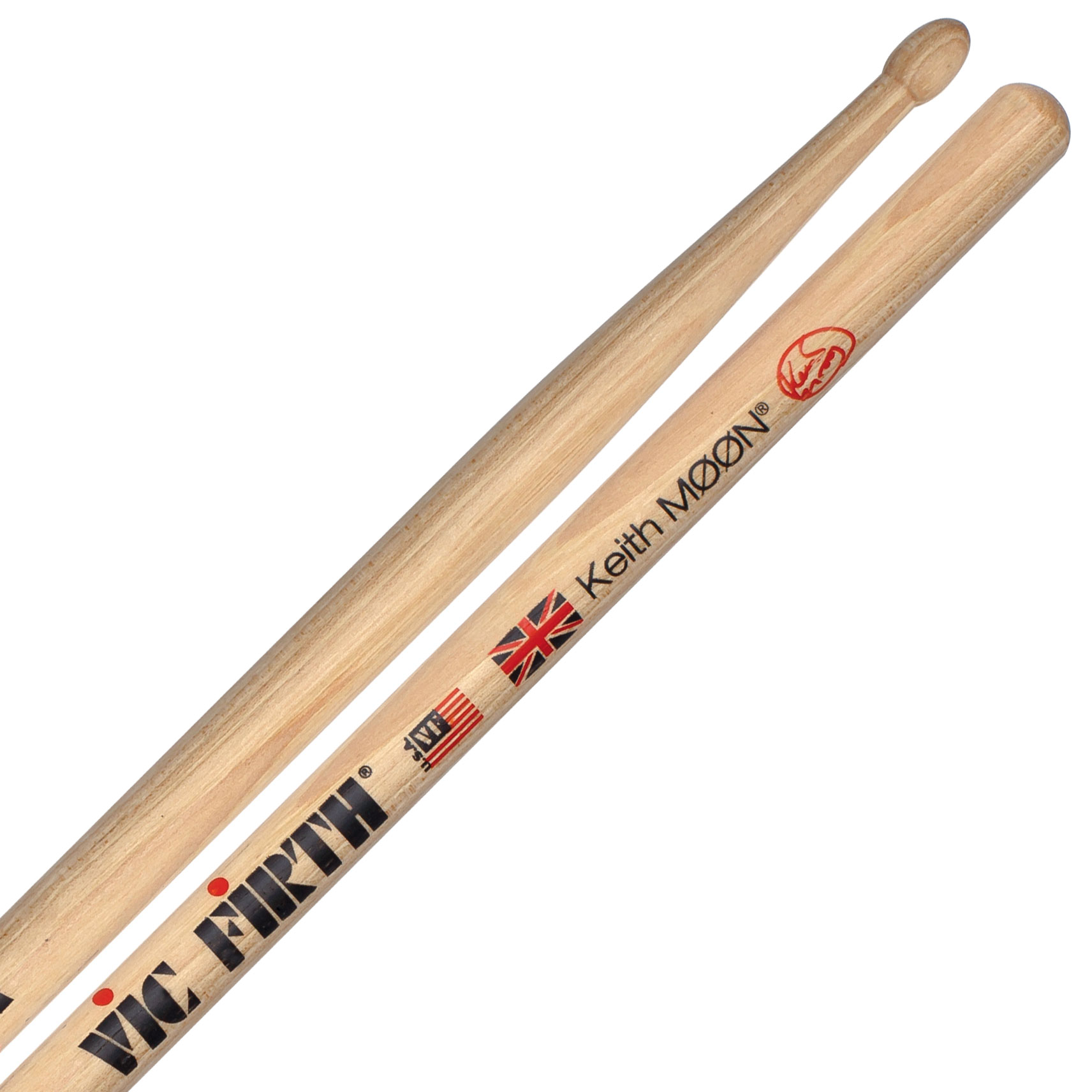 Vic Firth Keith Moon Signature Drumsticks