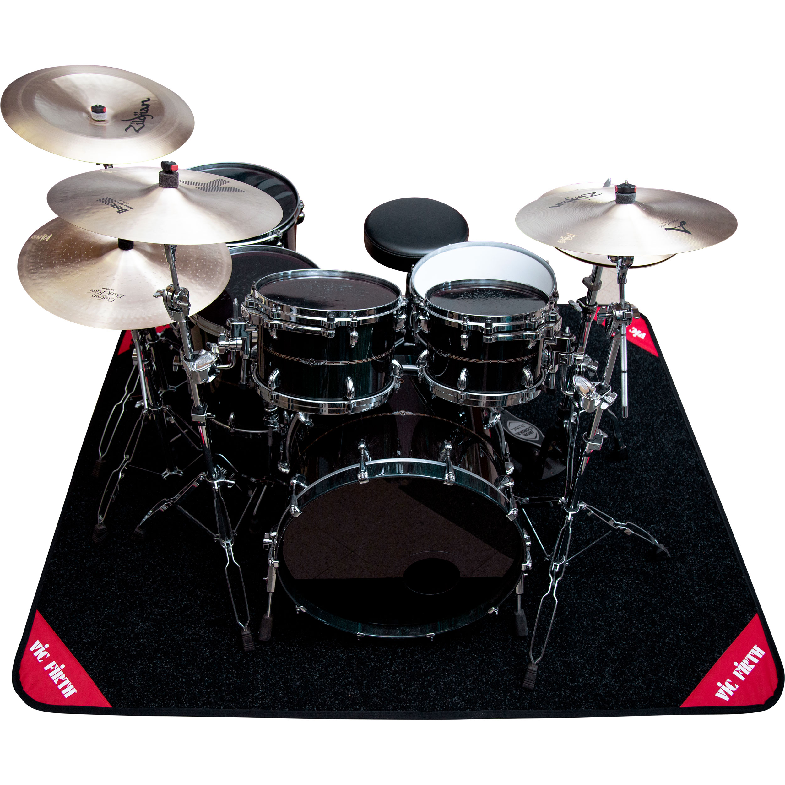 Vic Firth Drum Rug
