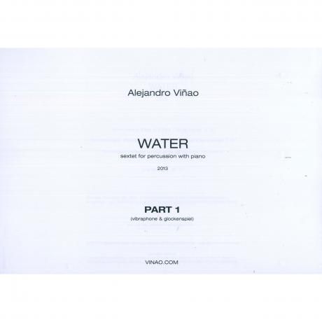 Water by Alejandro Vinao (Parts)