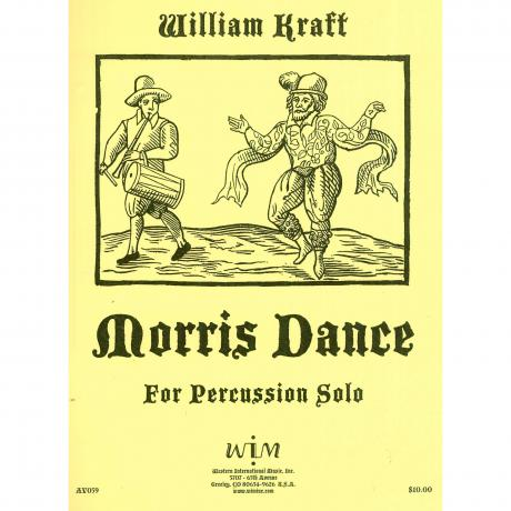 Morris Dance by William Kraft