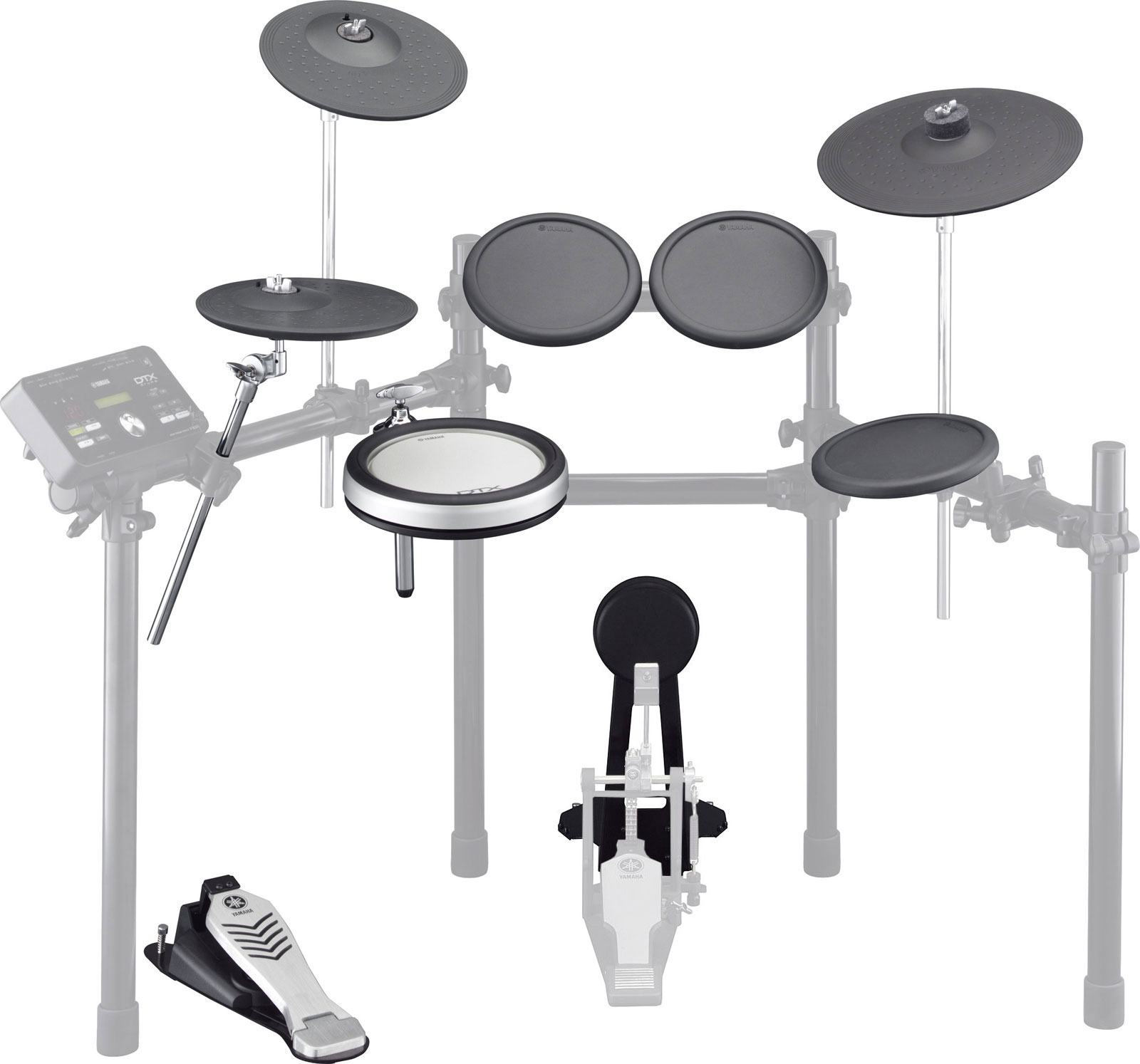 Yamaha Complete Pad Set for DTX522K Electronic Drum Set