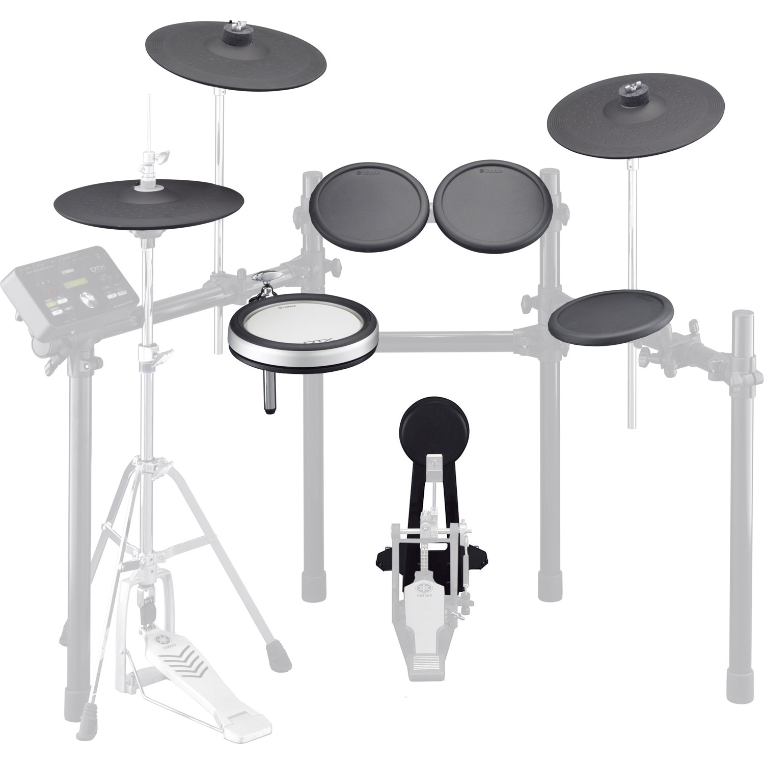 Yamaha Complete Pad Set for DTX532K Electronic Drum Set