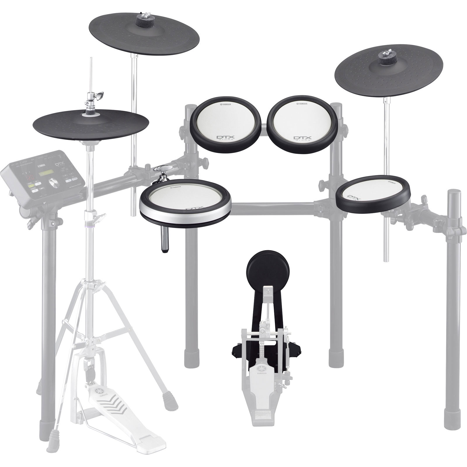 Yamaha Complete Pad Set for DTX562K Electronic Drum Set