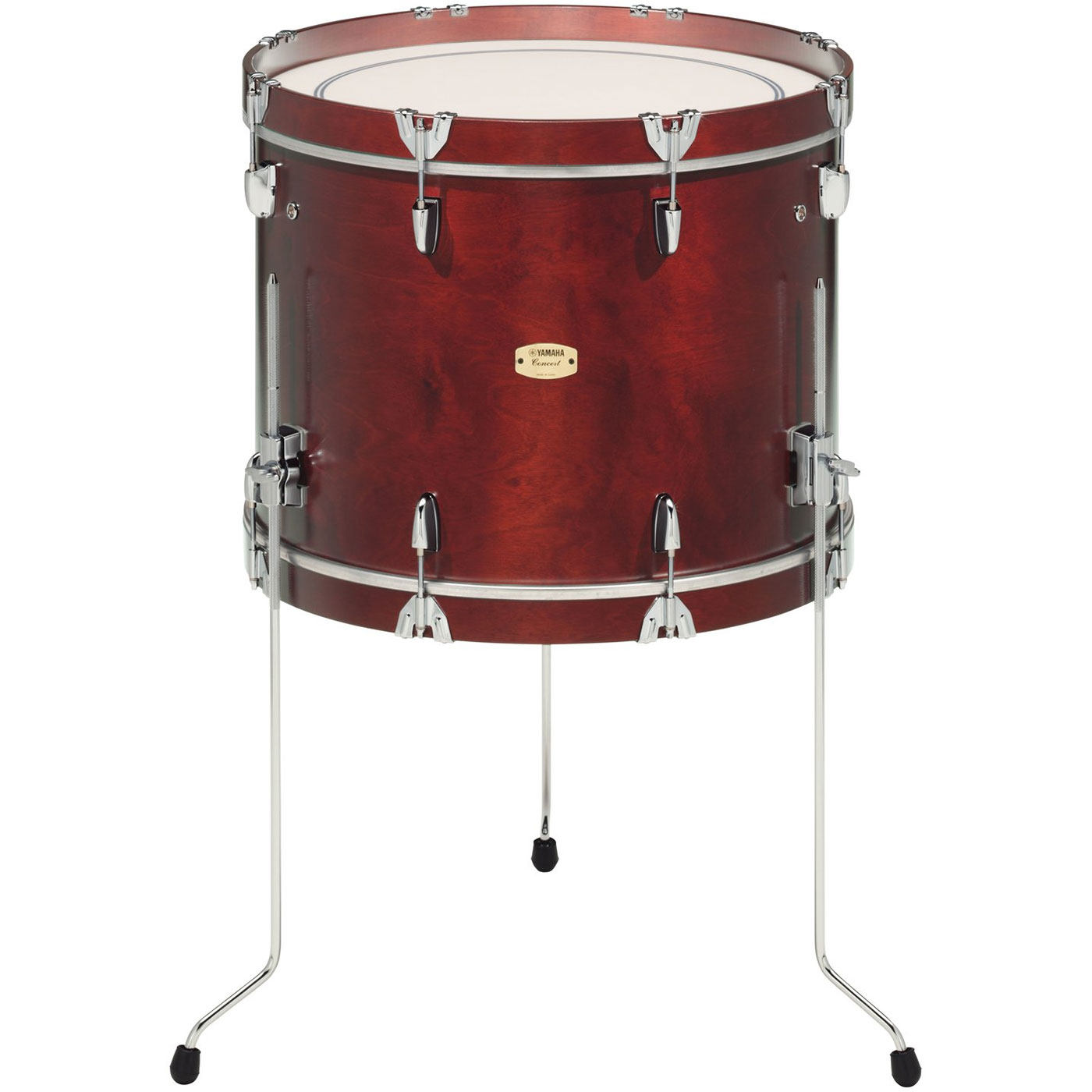 "Yamaha 22"" x 16"" 9000 Series Impact Drum in Darkwood Stain"