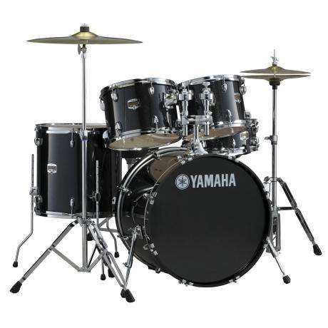 Yamaha GigMaker 5-Piece Drum Set with Hardware (22
