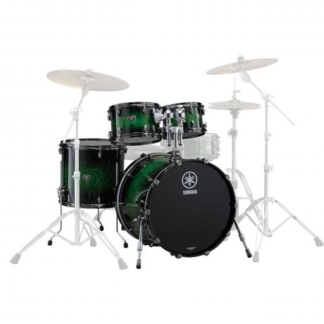 Yamaha Live Custom 4-Piece Drum Set Shell Pack (20