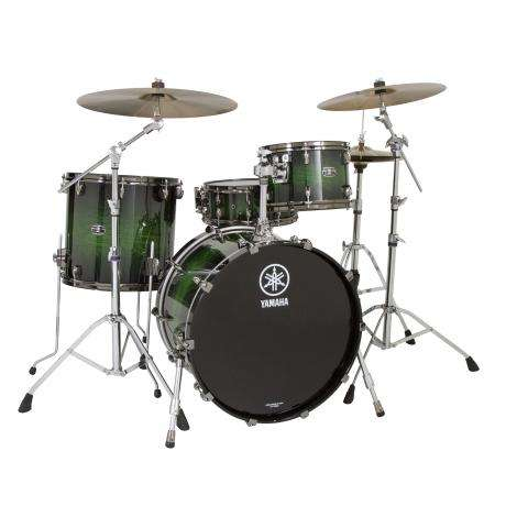 Yamaha Live Custom 3-Piece Drum Set Shell Pack (22