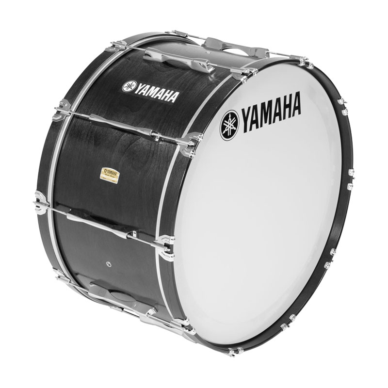 "Yamaha 14"" 8300 Field-Corps Marching Bass Drum"