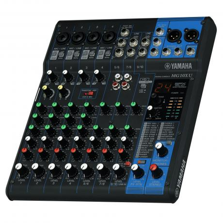 Yamaha MG10XU 10-Channel Analog Mixer