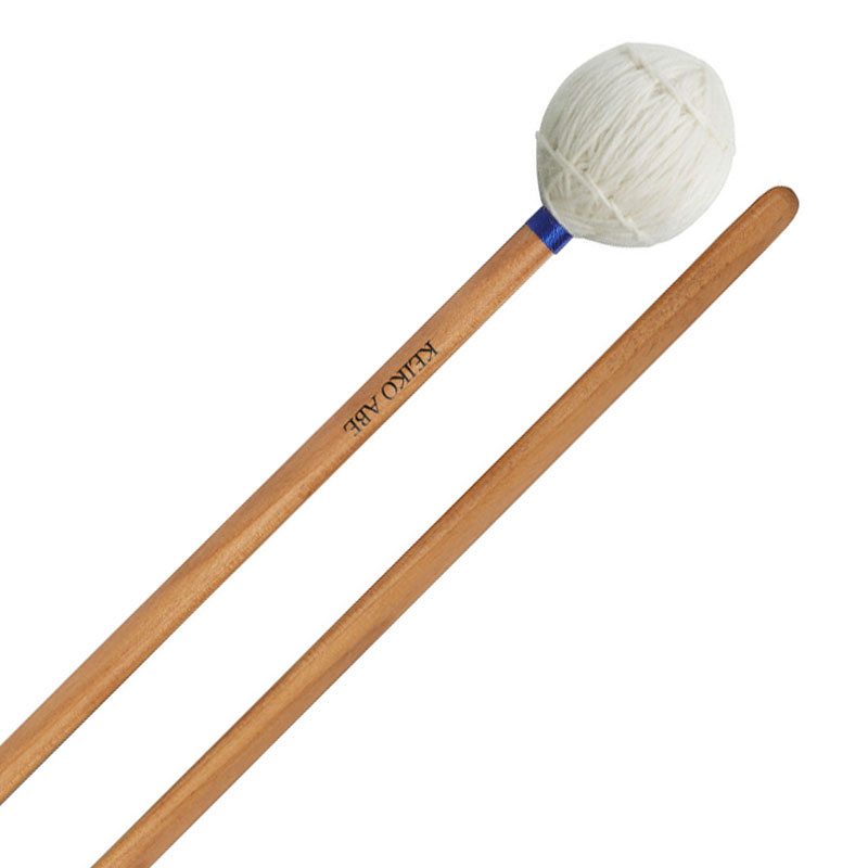 Yamaha Keiko Abe Signature Soft Marimba Mallets with Birch Handles