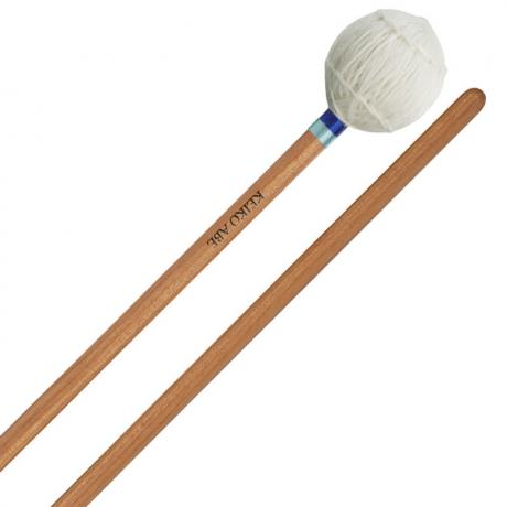 Yamaha Keiko Abe Signature Very Soft Marimba Mallets with Birch Handles