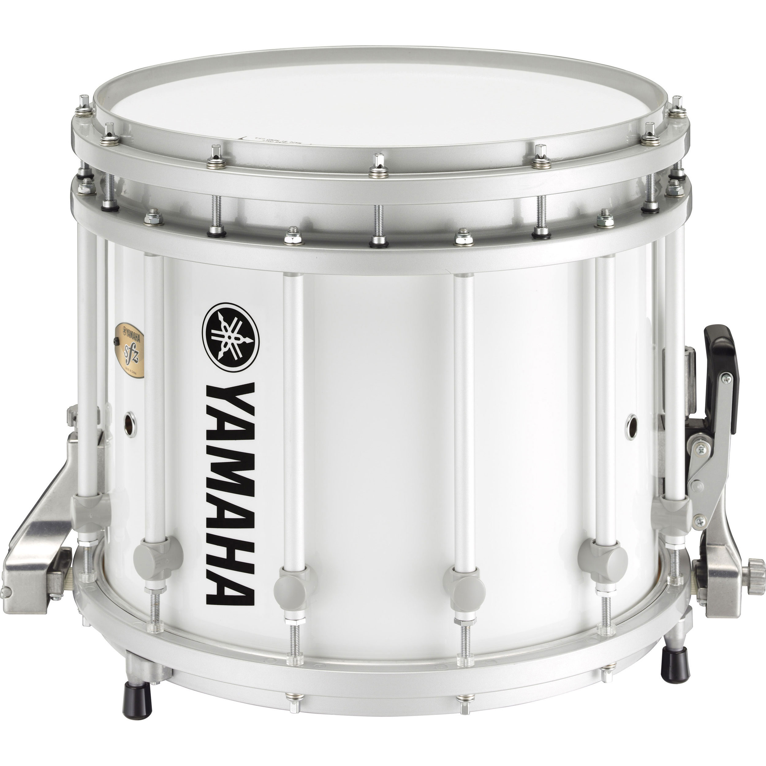 "Yamaha 14"" (Diameter) x 12"" (Deep) 9300 SFZ Marching Snare Drum"