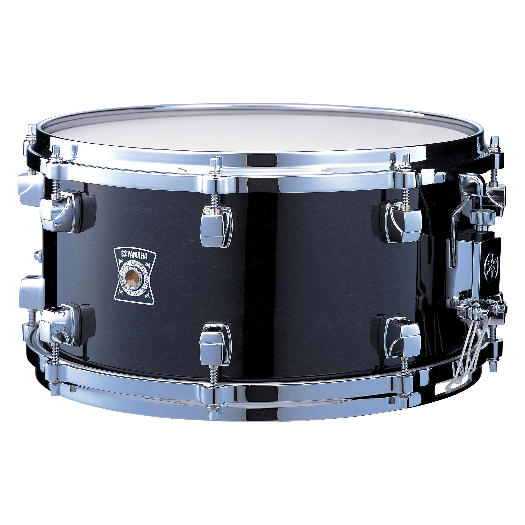 "Yamaha 13"" x 6.5"" Sensitive Series Black Maple Snare Drum"