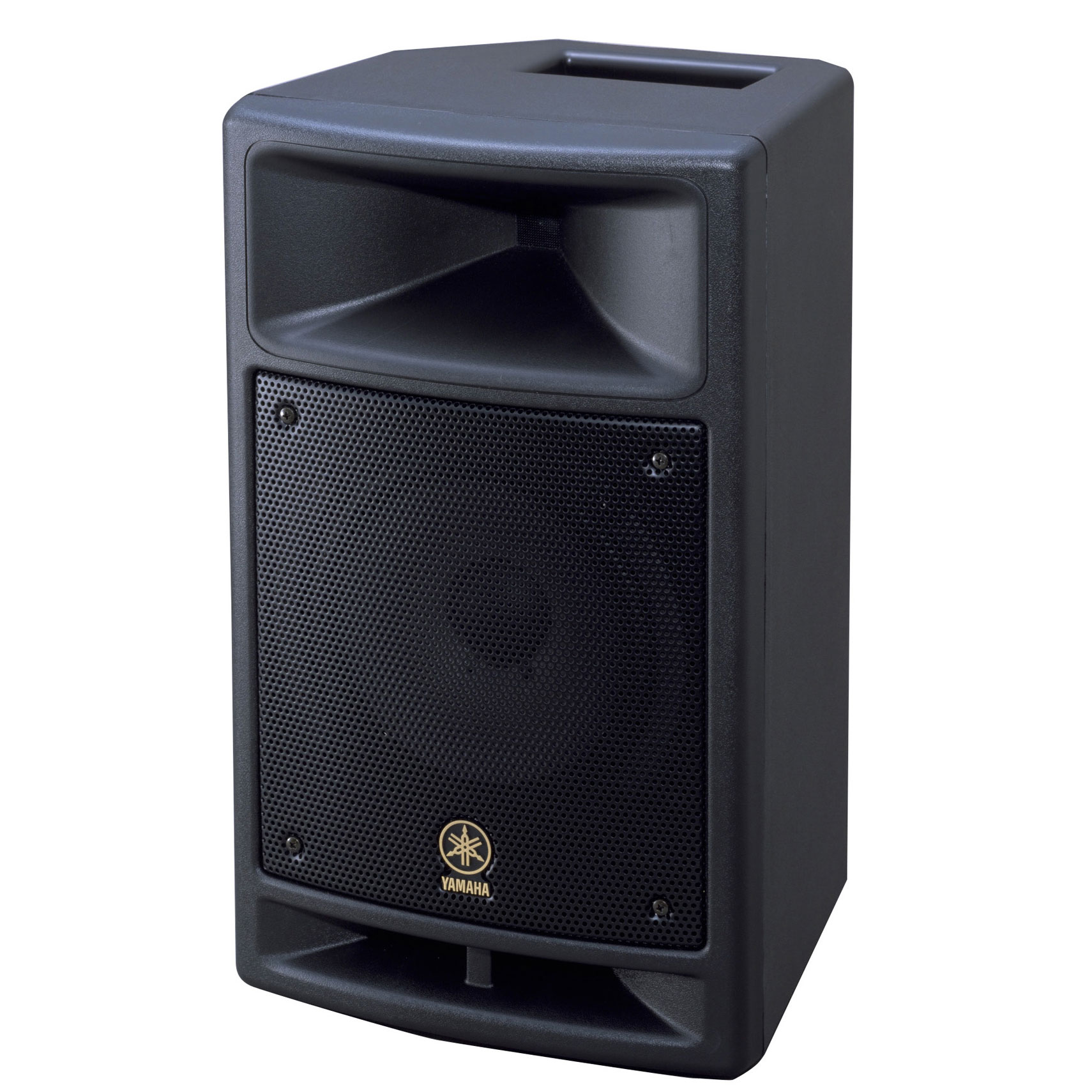 yamaha 8 2 way 100 watt active speaker msr100