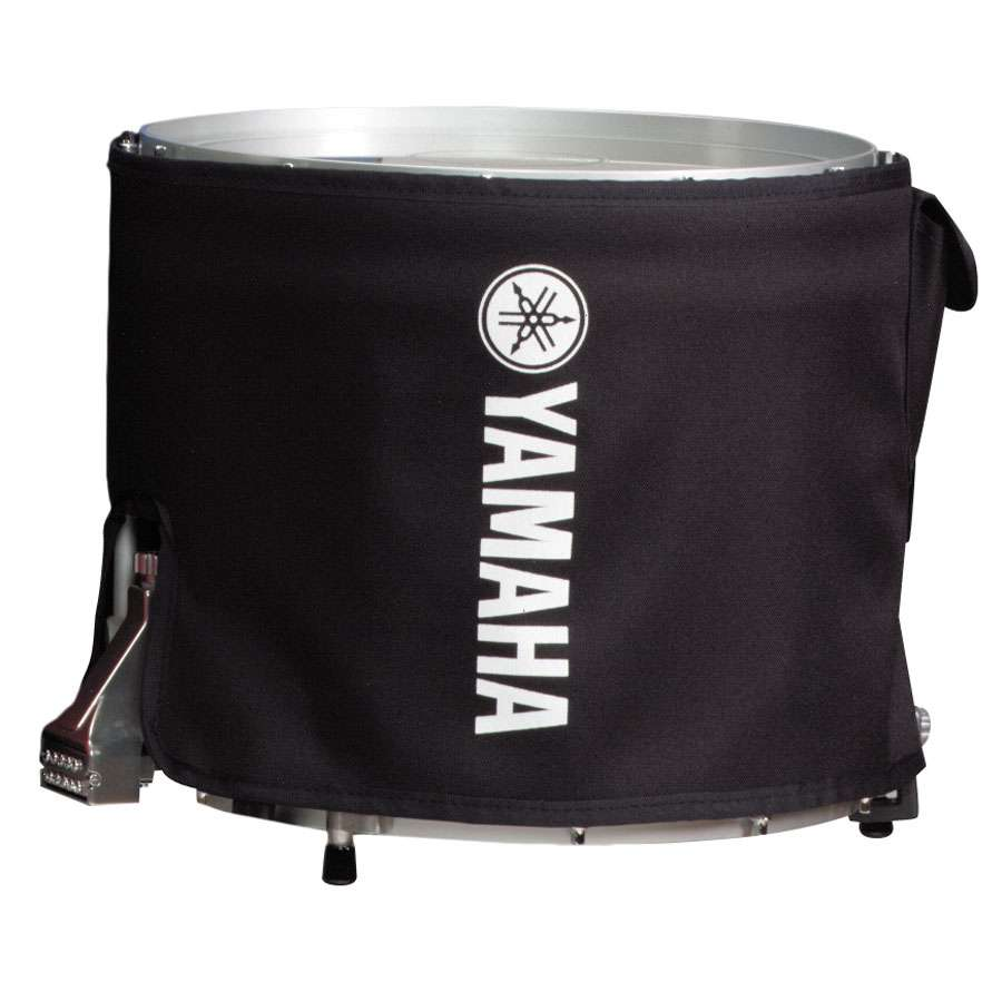 "Yamaha 13"" Standard Black Marching Snare Cover"