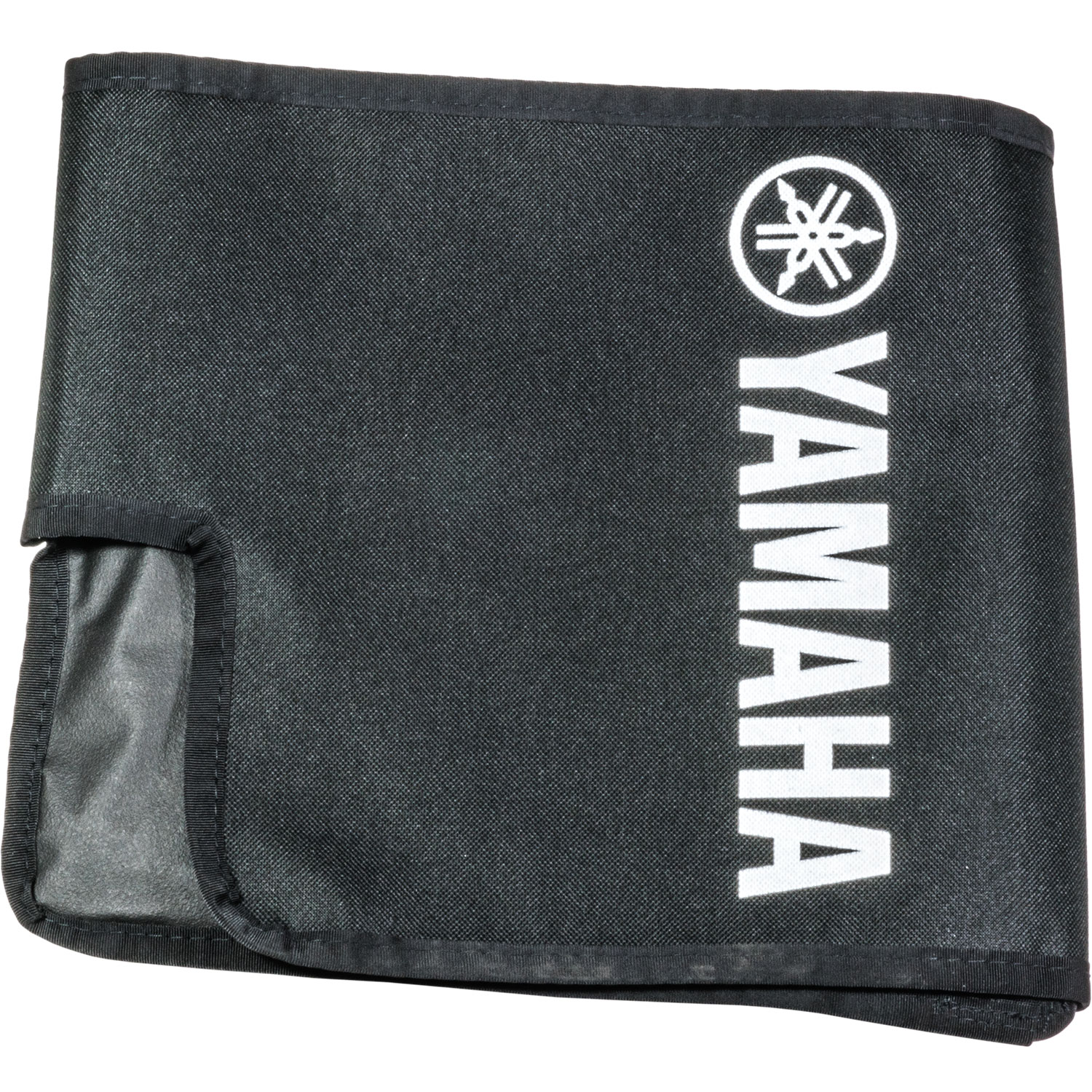 """Yamaha 14"""" SFZ Marching Snare Drum Cover in Black (Fits AEQ Hoops)"""