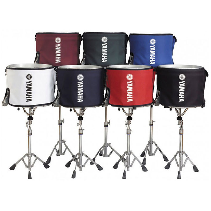 "Yamaha 13"" Custom Color Marching Snare Cover"