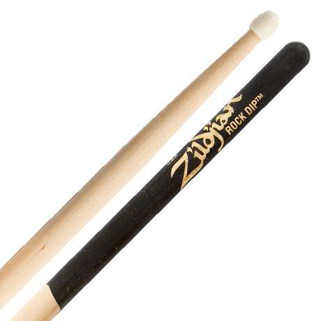 Zildjian Dip Series Rock Nylon Tip Drumsticks