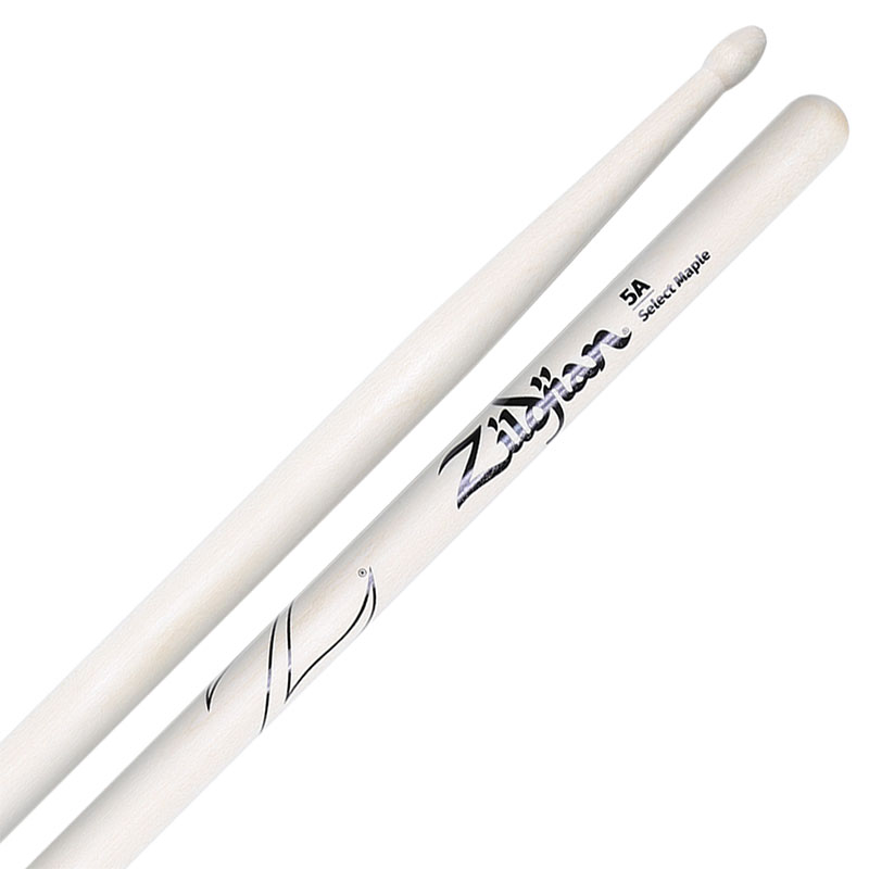 Zildjian Select Maple 5A Drumsticks