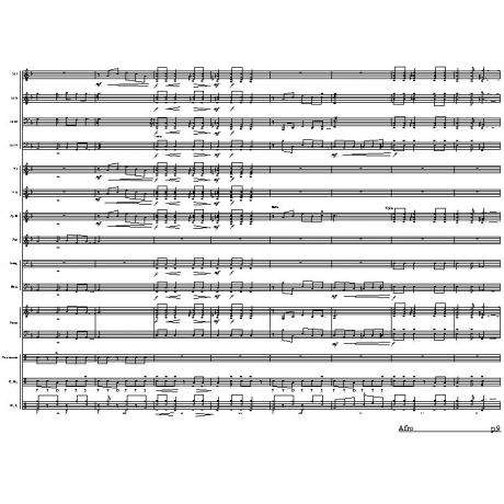 Afro by Paquito D'Rivera arr. Frank Oddis