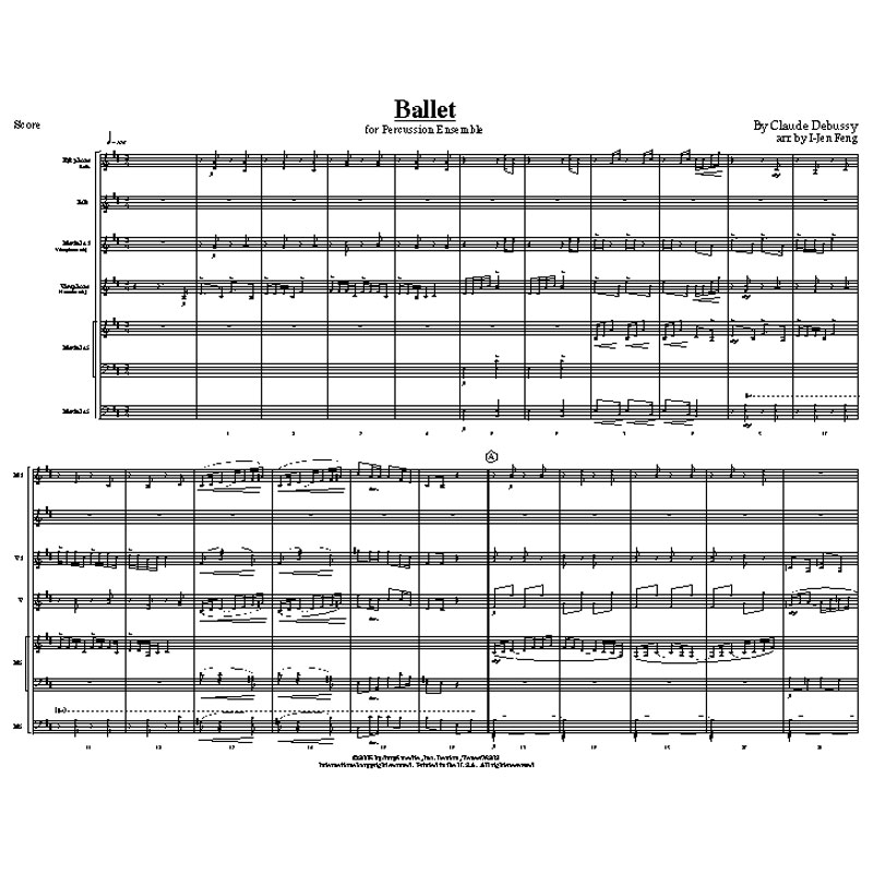 Mallet Ensembles, Keyboard Pieces | Lone Star Percussion