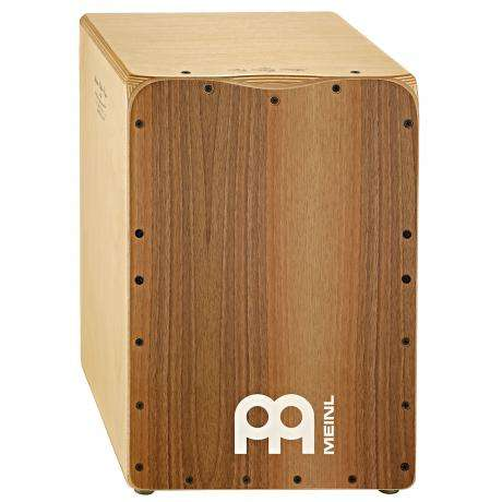 Meinl Cantina Artisan Edition Flamenco Cajon with Walnut Frontplate